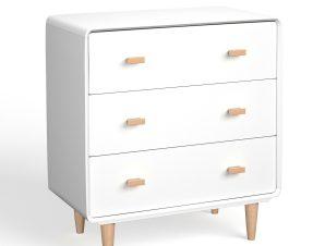 Συρταριέρα με 3 συρτάρια Jimi