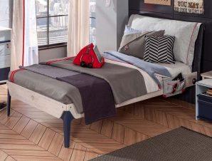 Παιδικό κρεβάτι ημιδιπλο TR-1302 USB CHARGING