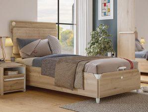 Παιδικό κρεβάτι με αποθηκευτικό χώρο D-1706 USB CHARGING