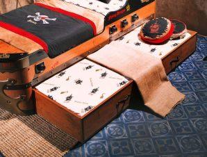 Συρτάρι για κρεβάτι καράβι KS-1303